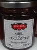 Miel d'eucalyptus - Product