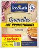 Quenelles Ecochard Nature - Produit