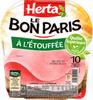 Le Bon Paris à l'étouffée - Jambon cuit supérieur - Product