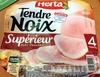 Tendre Noix, Supérieur Avec Couenne (4 Tranches) - Product