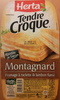 Tendre Croque, Montagnard (Fromage à raclette & Jambon fumé) - Product
