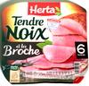 Tendre Noix, à la Broche (6 Tranches) - Product