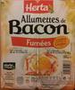 HERTA Allumettes de bacon - Prodotto