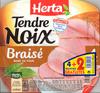 Tendre Noix, Braisé Doré au Four (4 Tranches + 2 Gratuites) - Product