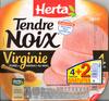 Tendre Noix, Virginie Fumé & Adouci au miel (4 Tranches + 2 Gratuites) - Product