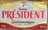 Beurre président - Produit