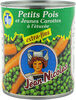 Petits Pois Carottes Extra Fins - Produit