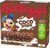 Barres Céréales Coco Pops Kellogg's - 6x20g - Product