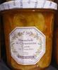 Marmelade de clémentine corse en tranches - Produit