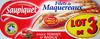 Filets de Maquereaux (Sauce Tomate et Basilic) Lot de 3 - Product
