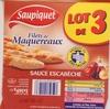 Filets de maquereaux sauce escabèche - Product
