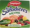 Les Saladières Niçoise - Thon, Pommes de terre, Tomates cerises, Haricots verts - Product
