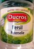 Persil Ducros - Produit