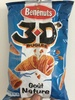 3D's Bugles goût nature - Producto