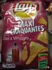 Maxi Craquantes saveur Sel & Vinaigre - Produit