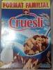 Cruesli chocolat au lait (format familial) - Produit