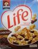 Life chocolat - Pépites & pétales croustillants à l'avoine - Product