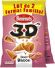 Benenuts 3d's bugles bacon 2x150g - Product
