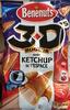 3D Bugles goût ketchup de l'espace - Produit