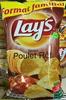 Lay's saveur poulet rôti format familial - Product