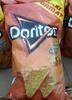 Doritos Goût Nacho Cheese - Produit