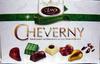 Cheverny Assortiment de chocolats au lait Noirs et Blancs - Product
