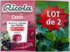 Cassis Bonbons suisses aux plantes (lot de 2) - Produit