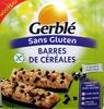 Barres de céréales sans gluten - Produit