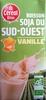 Boisson soja du Sud-Ouest Vanille - Producto