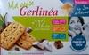 Biscuit diététique au son d'avoine Gerlinéa - Produit
