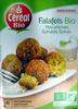Falafels pois chiches et épinards - Product