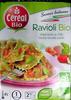 Ravioli d'épinards au Tofu sauce tomate pesto Bio - Product