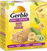 Barres banane Gerblé Sport - Produit