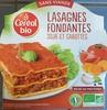 Lasagnes fondantes soja et carottes - Product