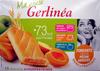Biscuits fondants saveur pêche abricot Gerlinéa - Produit