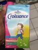 Croissance - Produit