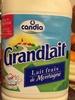 grandLait lait frais de montagne - Producto