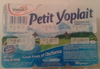 Petit Yoplait, (3,8 % MG) 6 fromages frais nature - Product