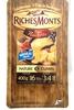 Duo Raclette (26% MG) Nature & Cumin - 400 g - RichesMonts - Produit