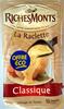 Raclette Classique 400 g 16 tranches Richesmonts - Product