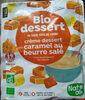 Crème dessert caramel au beurre salé - Product