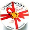 Camembert Cravate au lait cru moulé à la louche - Produit