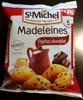 Madeleines Pépites Chocolat - Product