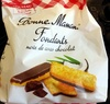 Fondants noix de coco chocolat - Prodotto