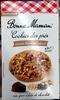 Cookies des prés Sésame Tournesol Pavot aux gros éclats de chocolat - Prodotto