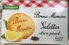 Galettes citron pavot - Prodotto