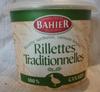 Rillettes Traditionnelles 100% canard - 220 g - Régis Bahier - Produit