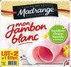 Mon jambon blanc VPF lot 2+1 offert - Product