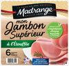 Mon Jambon Supérieur à l'Étouffée - Produit
