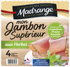 Mon Jambon Supérieur aux herbes VPF 4tr - Produit